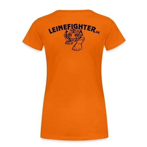 Leinefighter - Frauen Premium T-Shirt
