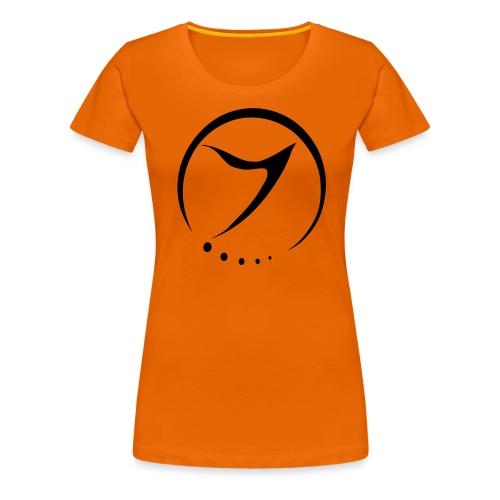 zenon logo minimal - Women's Premium T-Shirt