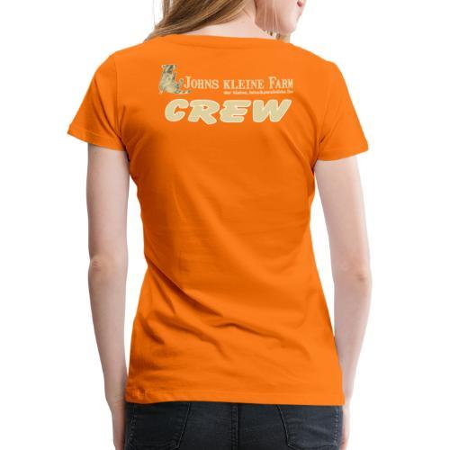 Johns kleine Farm Crew - Frauen Premium T-Shirt