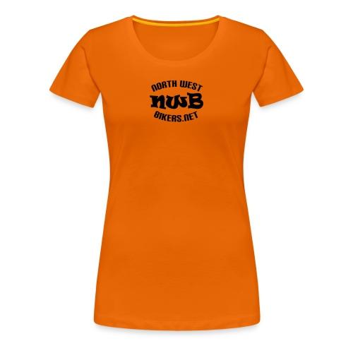 nwb logo4 - Women's Premium T-Shirt