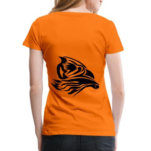 Aigle Abstrait - T-shirt Premium Femme