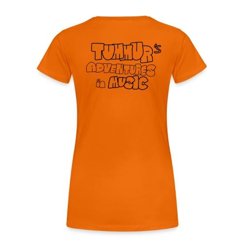 taim full logo - Women's Premium T-Shirt
