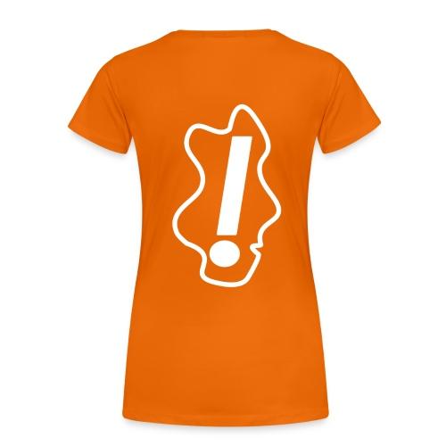 hoofd png - Vrouwen Premium T-shirt