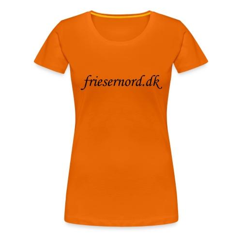friesernord dk - Dame premium T-shirt