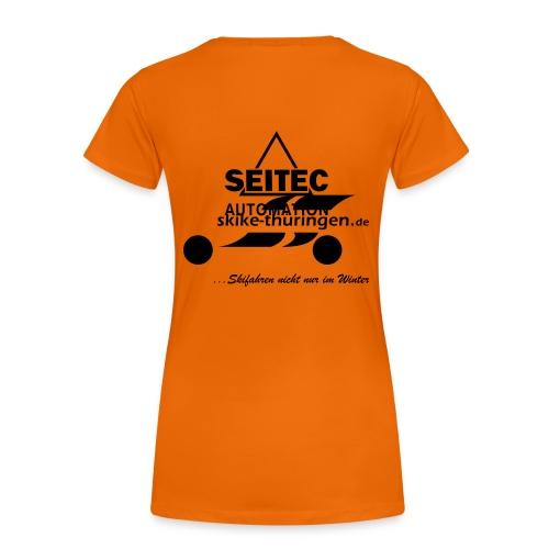 2014_t-shirt - Frauen Premium T-Shirt