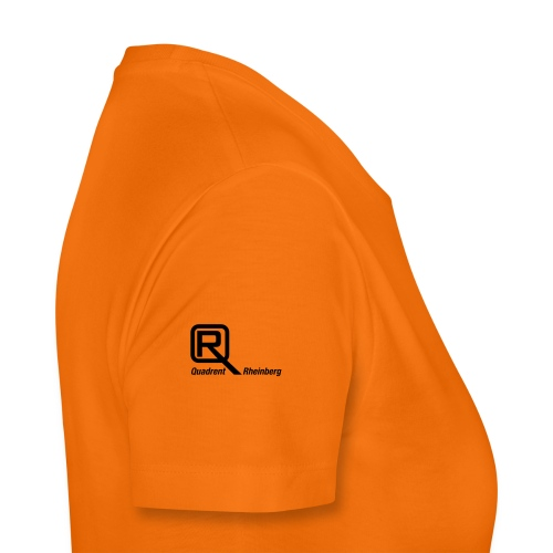 logo quadrent - Frauen Premium T-Shirt