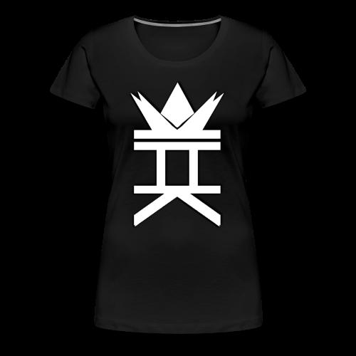 HelzbaK's Vertical - T-shirt Premium Femme