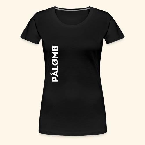 Pålømb white - Women's Premium T-Shirt