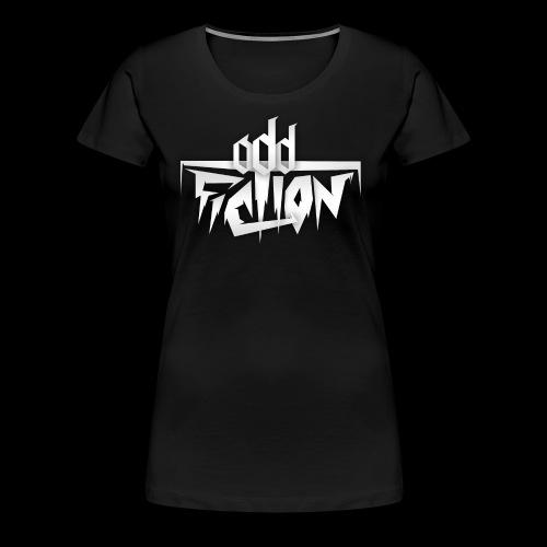 Odd Fiction Logo - T-shirt Premium Femme