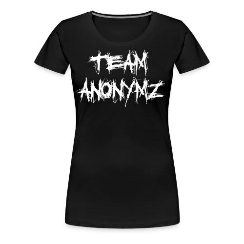 Team Anonymz - Frauen Premium T-Shirt