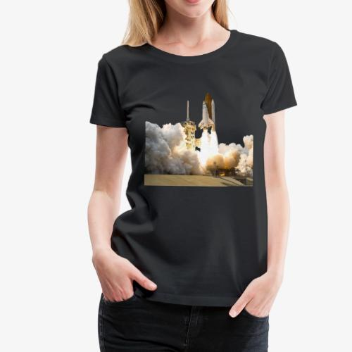 Space Shuttle - Frauen Premium T-Shirt