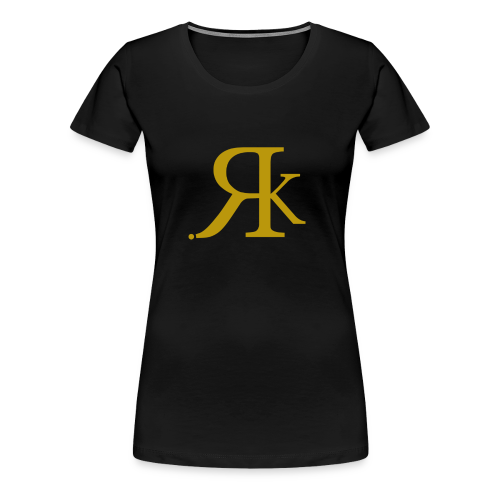 ReKreation. Gold - Frauen Premium T-Shirt