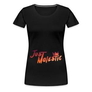 T-SHIRT | JUST MAJESTIC - Vrouwen Premium T-shirt