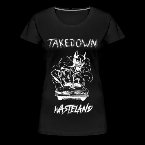 Wasteland's Devil - T-shirt Premium Femme