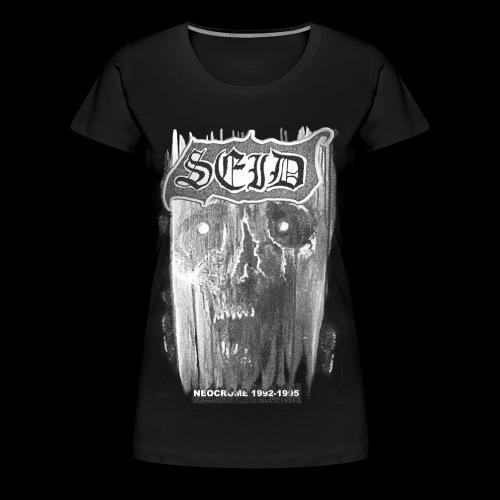 SEID-NEOCROME 1992-1995 - Women's Premium T-Shirt