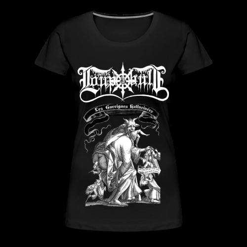 Les Garrigues Hallucinées - T-shirt Premium Femme