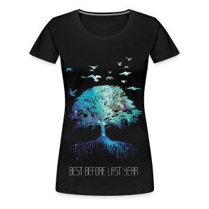 Unisex Hoodie Next Nature - Women's Premium T-Shirt