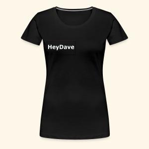Die schwarze Kollektion - Frauen Premium T-Shirt