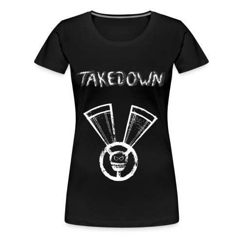 Immortal V-Twin - T-shirt Premium Femme