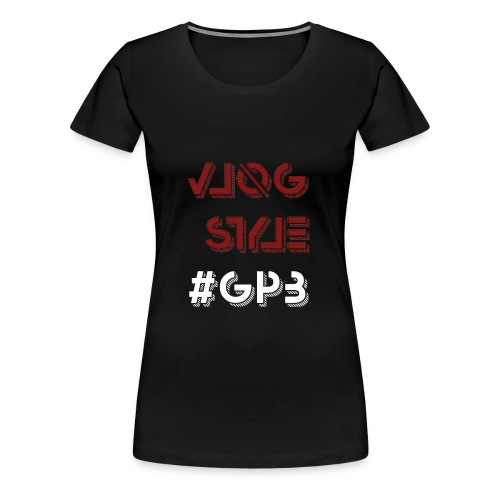 GPB Vlog Merch - Frauen Premium T-Shirt