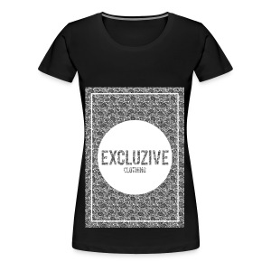 B-W_Design Excluzive - Women's Premium T-Shirt
