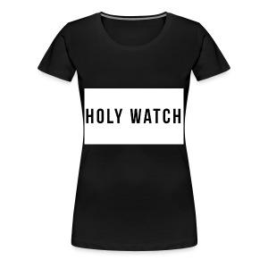Holywatch T-Shirt - Vrouwen Premium T-shirt