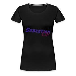 t-skjorte: SebastianOP - Premium T-skjorte for kvinner
