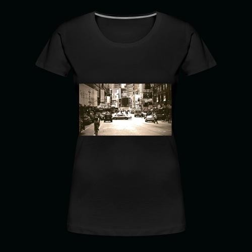 American street - Maglietta Premium da donna