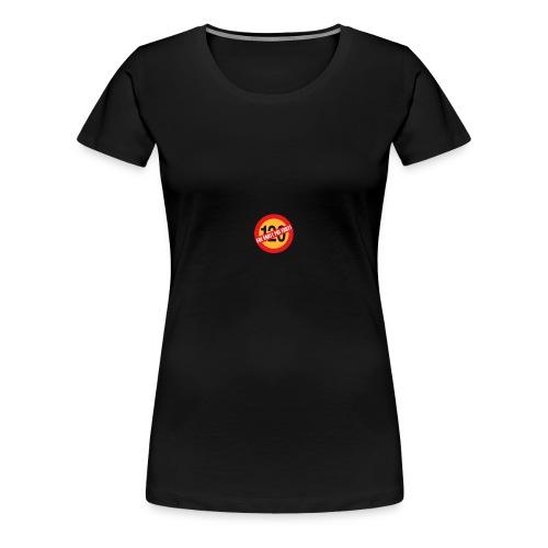 Fri fart - Premium-T-shirt dam