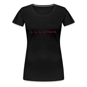 Lifeline Anais - Women's Premium T-Shirt