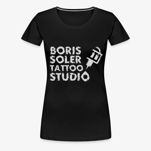 Boris Soler Tattoo - Women's Premium T-Shirt