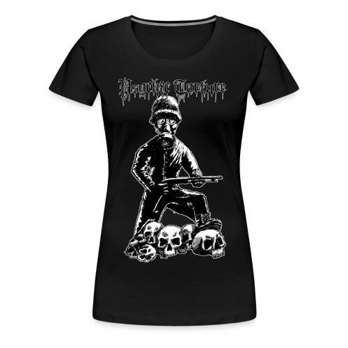 zombie army - Frauen Premium T-Shirt