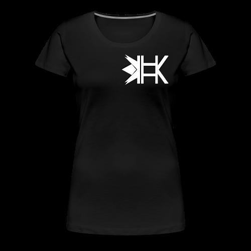 HelzbaK's Original - T-shirt Premium Femme