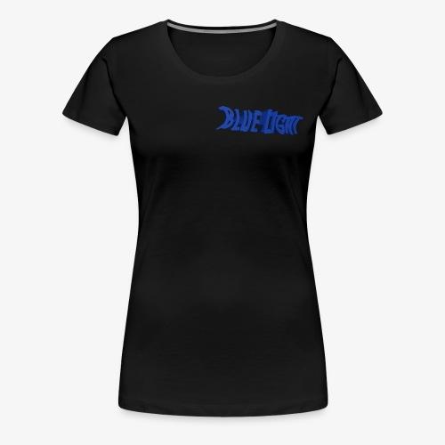 Blue Light Borst - Vrouwen Premium T-shirt
