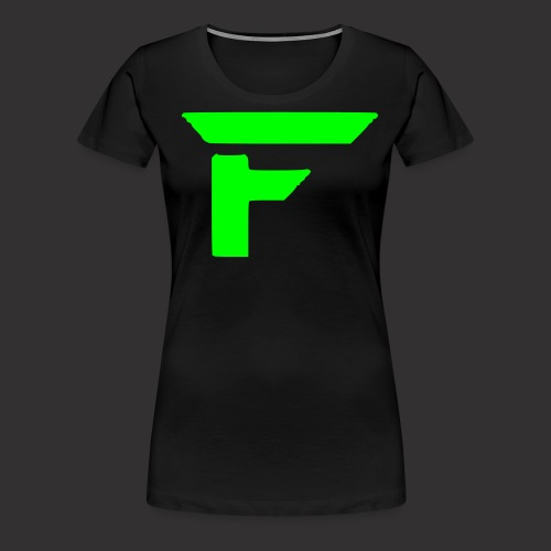 Logo - - Frauen Premium T-Shirt