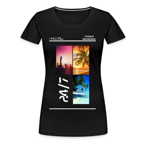 MPCG Crew Summer Party - Frauen Premium T-Shirt