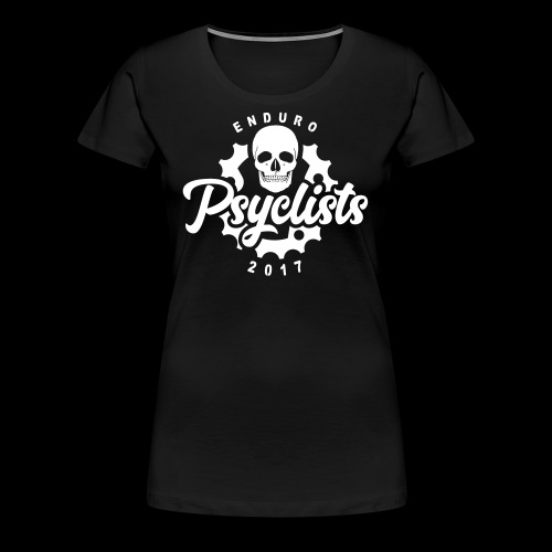 Psyclists - Frauen Premium T-Shirt