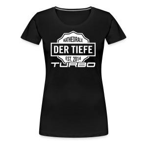 KdT Turbo - Frauen Premium T-Shirt