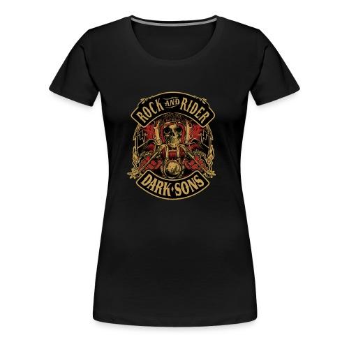 Dark sons - Camiseta premium mujer
