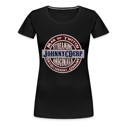 Streaming Originals - Frauen Premium T-Shirt