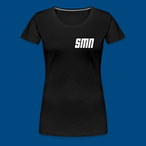Sense Makes None Flat Logo - Women's Premium T-Shirt