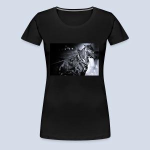 Noriker - Frauen Premium T-Shirt