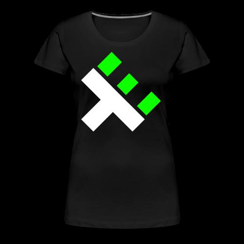 xEnO Logo - xEnO horiZon - Women's Premium T-Shirt