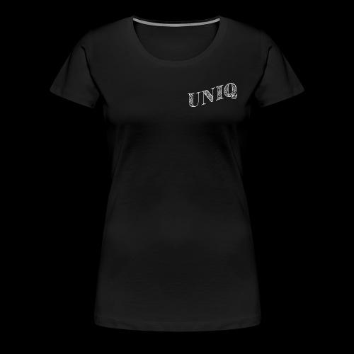 UNIQ - Women's Premium T-Shirt