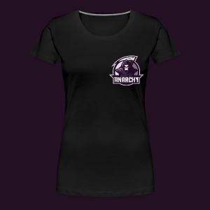 Death of Anarchy - Women's Premium T-Shirt