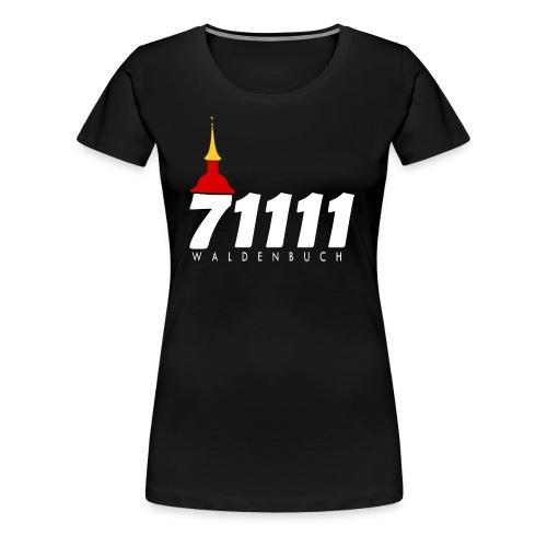 71111 - Flaggenfarben (Licht) - Frauen Premium T-Shirt