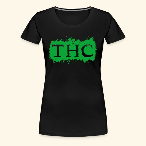 THC - 420 Times - Frauen Premium T-Shirt