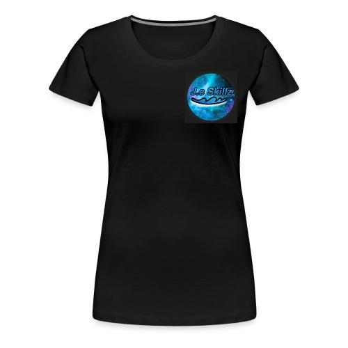 J.c skillz brand - Women's Premium T-Shirt