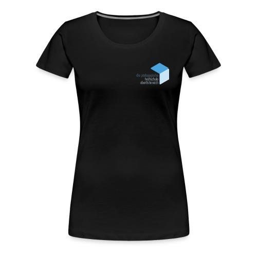 PHOOE Logo Fanshop colour - Frauen Premium T-Shirt