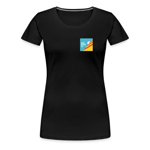 Babel republicat - Camiseta premium mujer